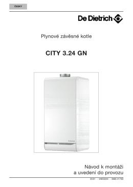 CITY 3.24 GN