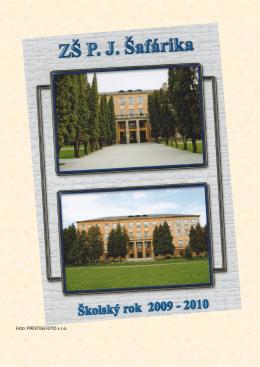 Foto: PRESTIGEFOTO sro - Základná škola Pavla Jozefa Šafárika v