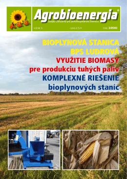 ABE 3/2010 - Agrobioenergia