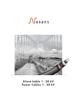 NEXANS katalog SK.indd