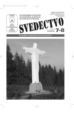 svedectvo 7-8 2013