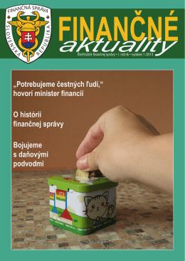 Vydanie 1/2013