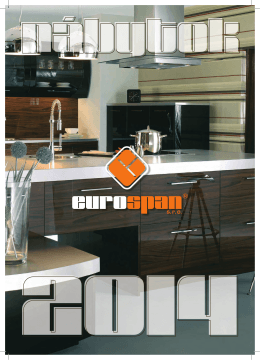 nábytok 2014 - EUROSPAN, sro