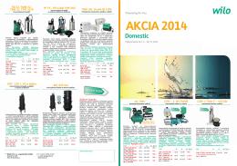 AKCIA 2014 - MAXTRA Control sro