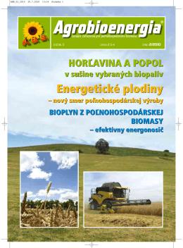 ABE 2/2010 - Agrobioenergia