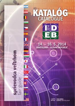 Katalóg IDEB 2014