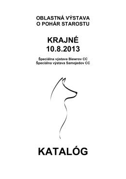 KATALÓG - dogshow.sk