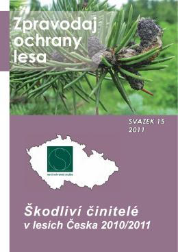 Kniha 2.indb - Výzkumný ústav lesního hospodářství a myslivosti, v.v.i.