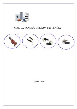 CTH 2014 PC uhlíky pre pračky