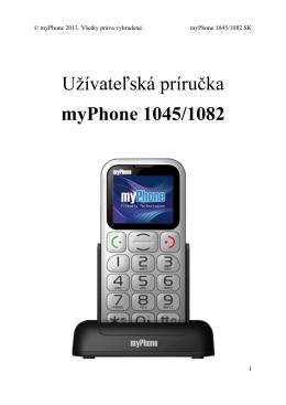 myPhone 1045, 1082, 1065 SK.pdf