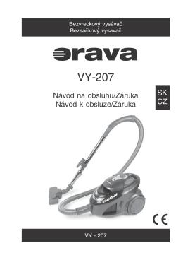 VY−207 - ORAVA
