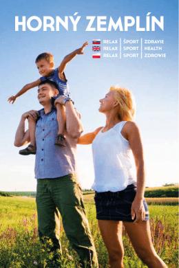 relax, šport, zdravie - Oblastná organizácia cestovného ruchu