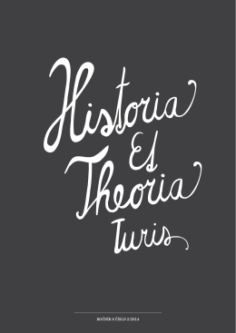 Historia et theoria iuris 2014/2