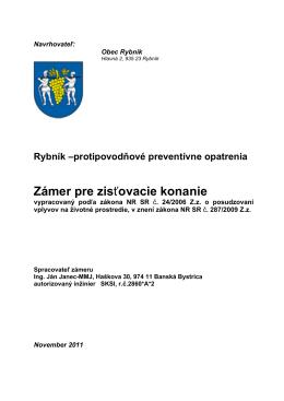 1 Textova cast Rybnik-Projektovy zamer.pdf