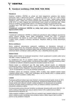 RKW 250 - Ventra