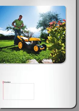 Váš predajca: - Záhradná Technika Galanta