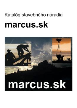 marcus.sk - Marcustrade