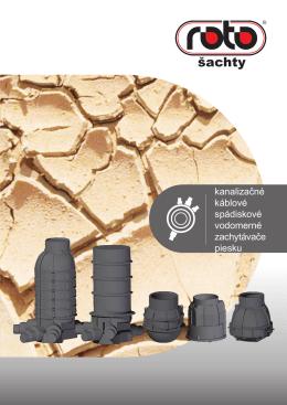 Katalóg - Šachty - vyrobkyzplastu.sk
