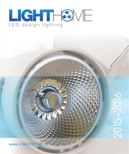 2015-2016 - LIGHTHOME.cz