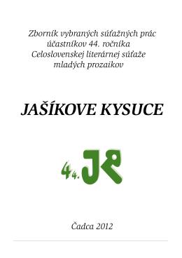 2012 - Jašíkove Kysuce