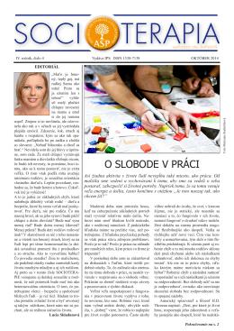 Október 2014 - Socioterapia.sk