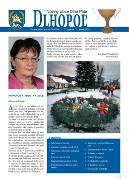 dlhopol-2014 - Obec Dlhé Pole