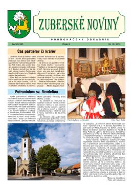 Zuberské noviny 4/2012 Formát PDF
