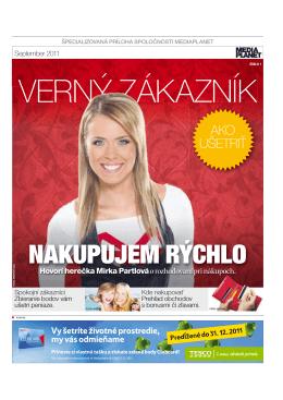 VERNÝ ZÁKAZNÍK - Vyhodykariet.sk