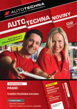 autotechna noviny 02/2011