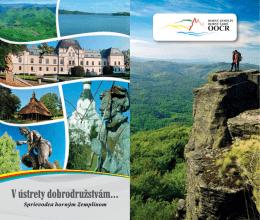 Humenné - Oblastná organizácia cestovného ruchu (OOCR) Horný