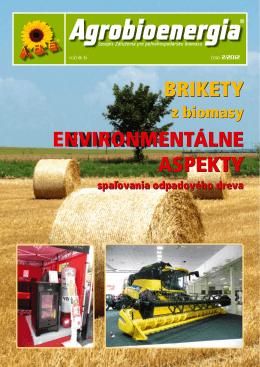 ABE 2/2012 - Agrobioenergia