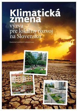 výzva pre lokálny rozvoj na Slovensku
