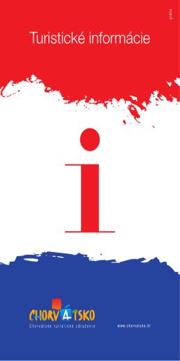 Turistické informácie - Croatia.hr