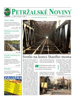 Petržalské Noviny