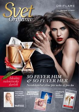 3/2015 - Oriflame