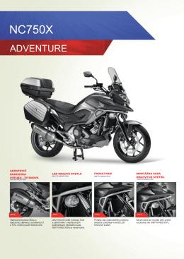 NC750X - Honda