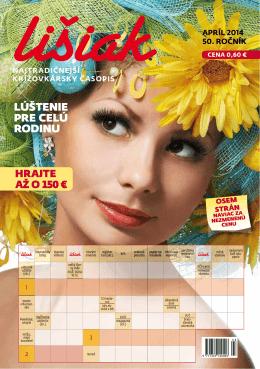 Apríl 2014 - Lišiak