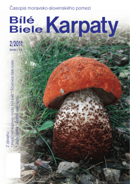 2/2011 - Bílé Karpaty