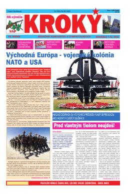 KROKY č. 7 - 8 - 2010 - Komunistická strana Slovenska