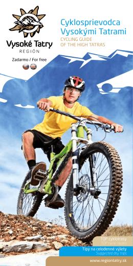 brožúrku Cyklotrasy