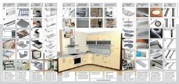 Navrhovanie kuchyne - pomôcka návrhara vo formáte .PDF