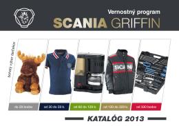 Scania Griffin_Katalóg 2013