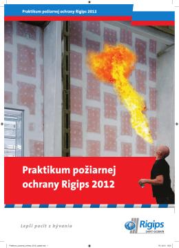 Praktikum požiarnej ochrany