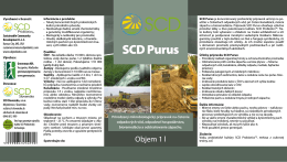 SCD Purus - Probioticky.sk