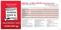 wien - Eurolines