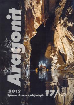 Celé číslo v PDF - Správa slovenských jaskýň