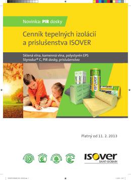 ISOVER CENNIK 2013 130129.indd