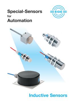 Inductive Sensors - EXIM