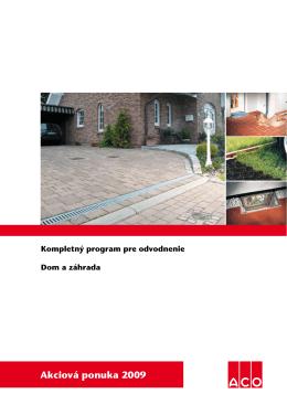 PDF- ACO stavebné prvky sro