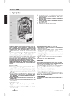 Vitodens 200-W 17-105 kW LTU